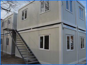 containere monobloc etajat